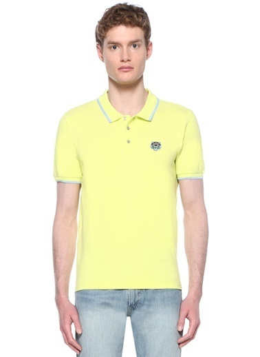 Kenzo Tişört Sarı